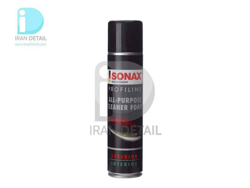فوم تمیزکننده چندمنظوره سوناکس مدل SONAX Profline All Purpose Cleaner