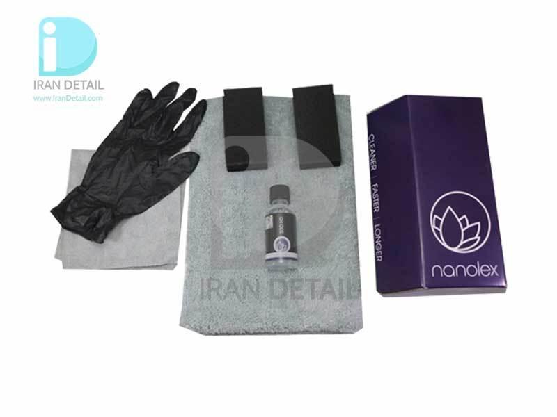 سرامیک بدنه نانولکس NANOLEX Si3D HD