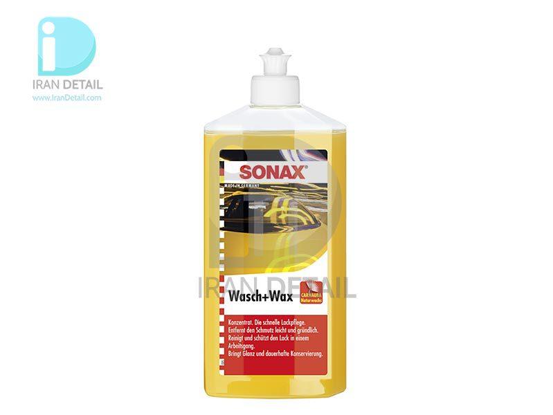 شامپو واکس سوناکس مدل SONAX Wash & Wax