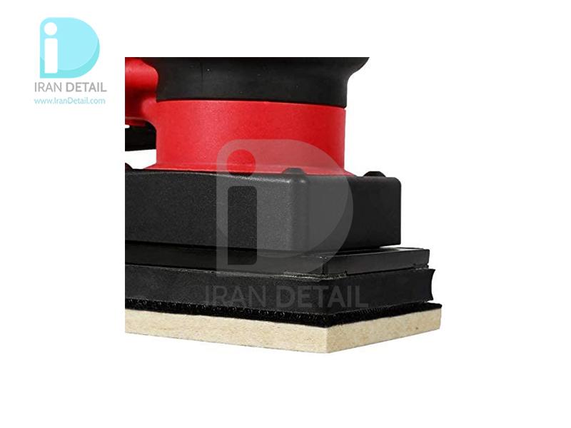 پد نمدی مخصوص پولیش شیشه اس جی سی بی مدل SGCB Glass Buffing Pad 100x75mm-SGGA 082