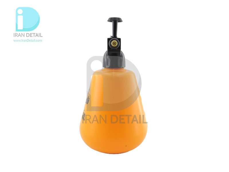 اسپری پاشش مایع شوینده واسیدی نارنجی مدل Foam Sprayer Bottle Orange