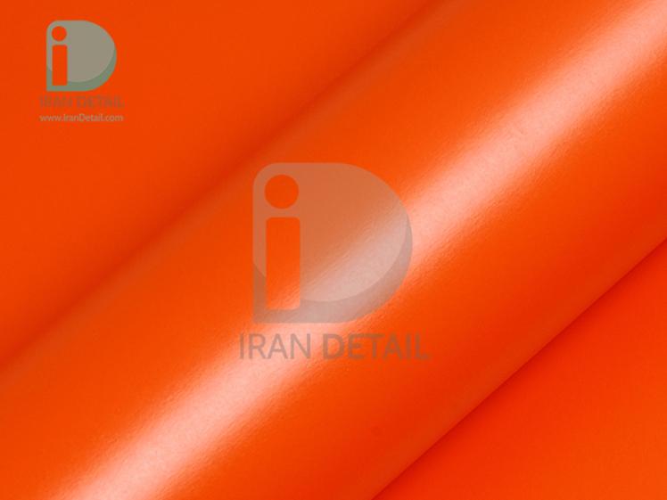 کاور محافظتی پی وی سی مخصوص خودرو رول 25 متری هکزیس مدل Hexis SkinTac HX20165M Mandarin Red