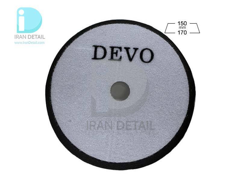 وول پد زبر دوو مدل Devo Cutting Streak Wool Pad W06B-C1