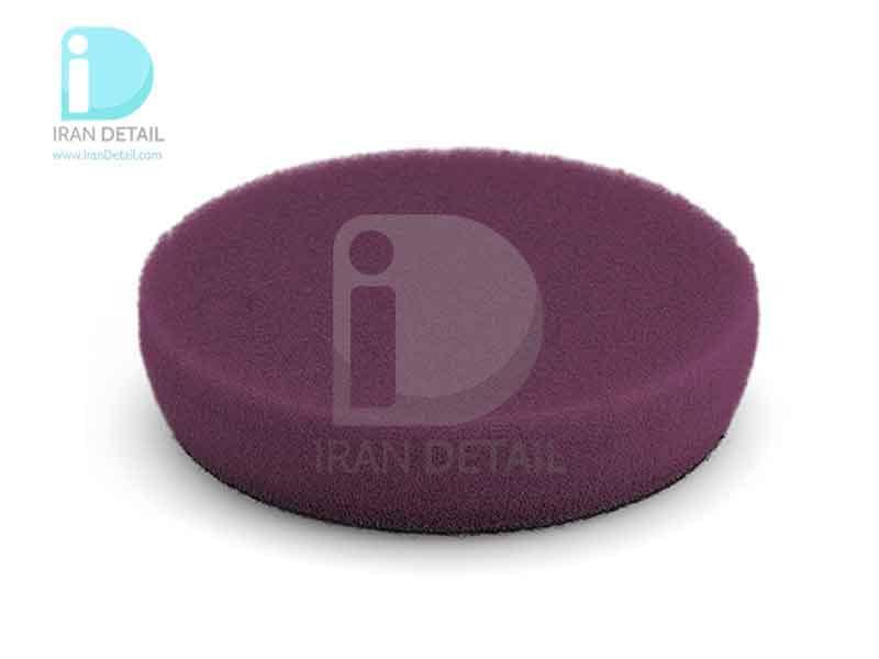پد پولیش زبر بنفش سایز 80 میلی متری فلکس 2تایی Flex Polishing Sponge Violet Hard Foam 80mm