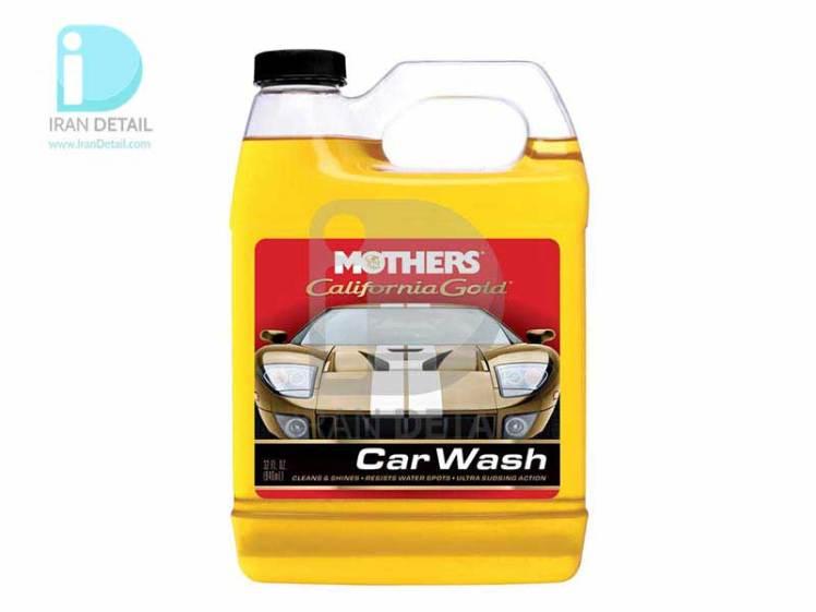 شامپو براق کننده کنسانتره 1 لیتری مادرز Mothers Car Wash 5632