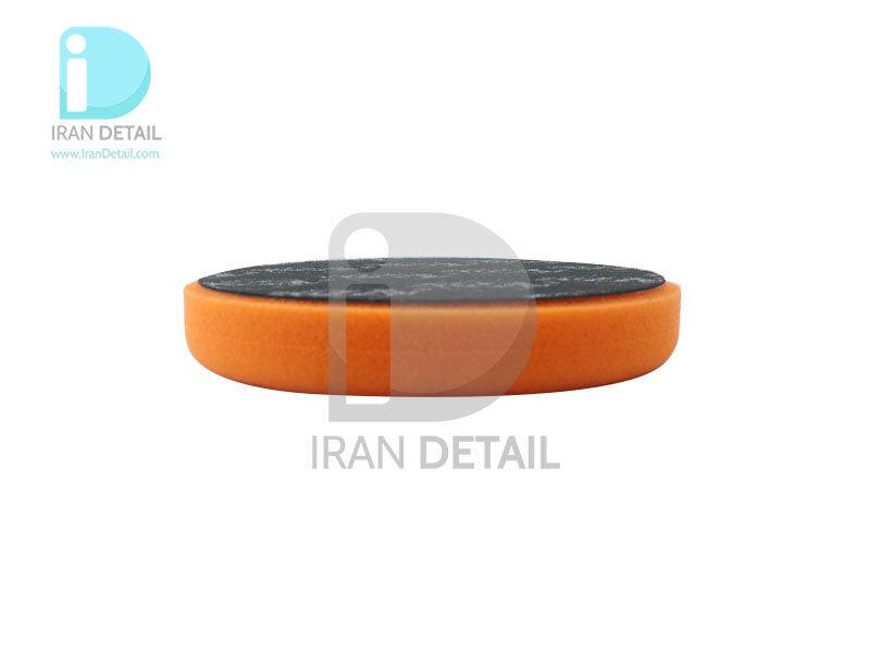 پد پولیش متوسط روتاری نارنجی زیزر 150 ميلی متری مدل Zvizzer Rotary Medium Pad Orange ST00016025MC