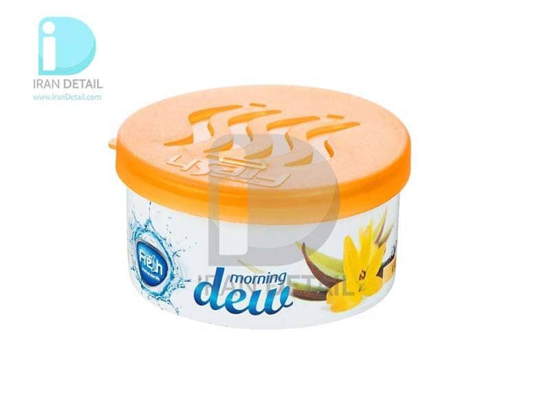 خوشبوکننده کنسروی فرش وی مدل Fresh Way Dew VANILLA