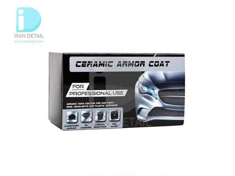 پوشش سرامیک بدنه خودرو نانو تکاس مدل NanoTekas Ceramic Armor Coat