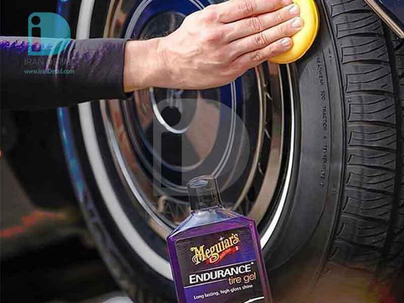 ژل براق کننده لاستیک مگوایرز Meguiars Endurance Tire Gel G7516