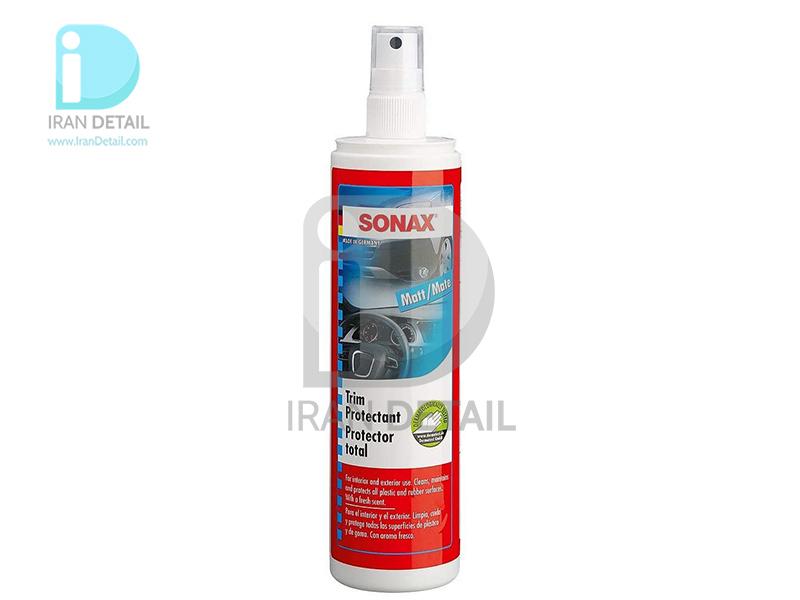 محافظ قوی برای قطعات، سطوح مصنوعی و پلاستیک سوناکس SONAX Trim Protectant Matt